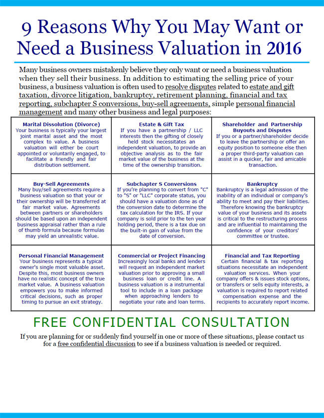 Bethesda md accounting firm business valuations page sullivan business valuations solutioingenieria Images